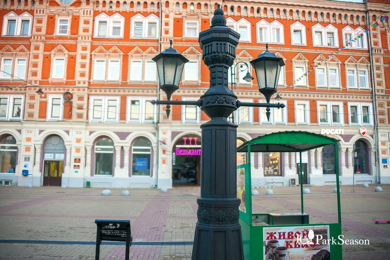 Памятник первой водоразборной колонке г. Нижнего Новгорода — ParkSeason