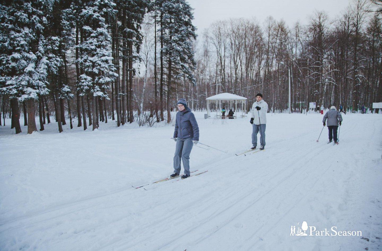 Всепогодная лыжная трасса, Парк «Сокольники», Москва — ParkSeason
