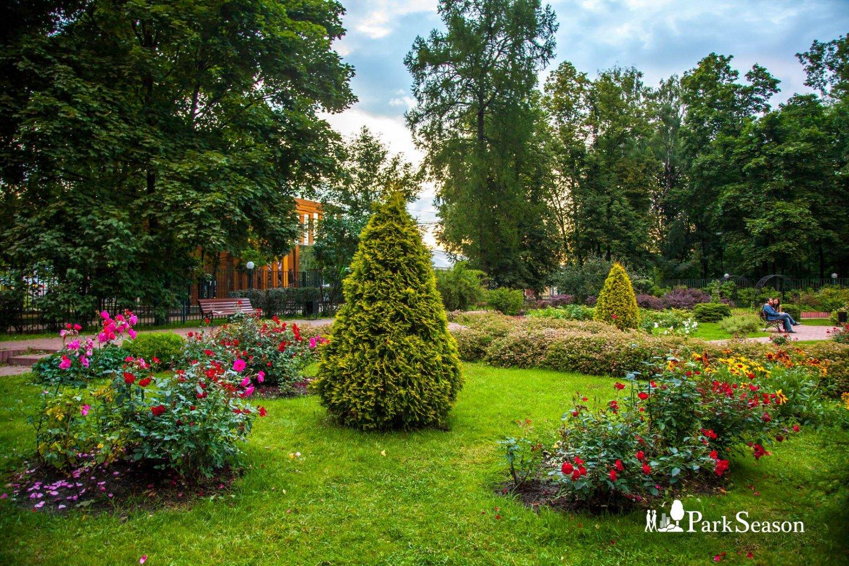 Малый розарий, Парк «Сокольники», Москва — ParkSeason
