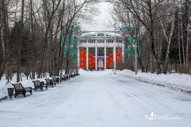 Дом детского творчества, Парк «Сокольники», Москва — ParkSeason