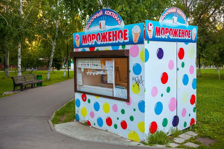 Мороженое и молочные коктейли — ParkSeason