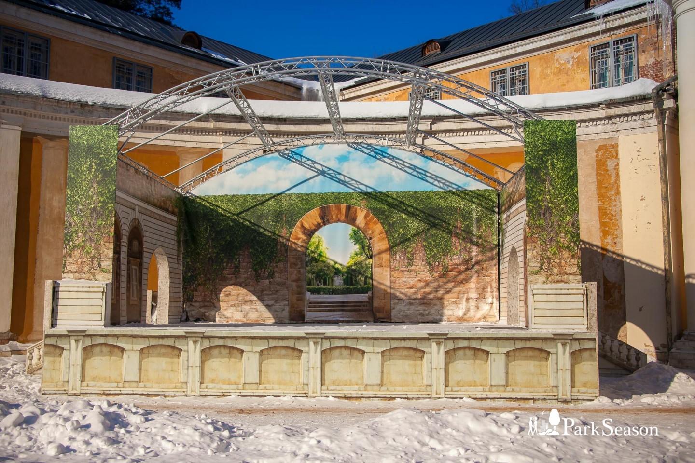 Сцена, Музей-усадьба «Архангельское», Москва — ParkSeason