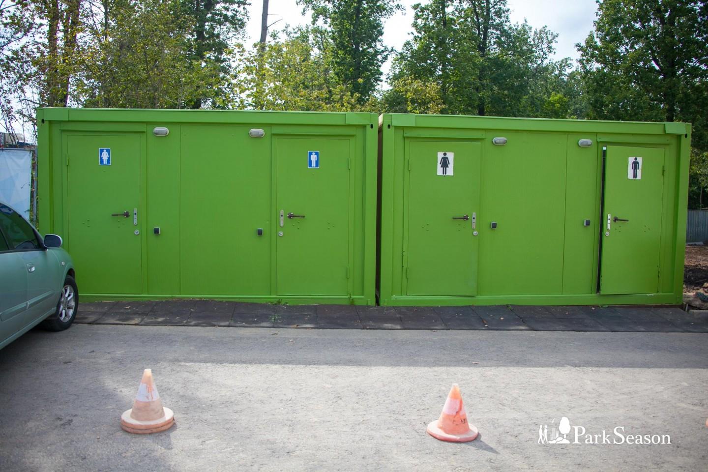 Бесплатные туалеты — ParkSeason