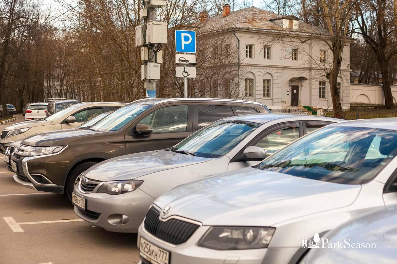 Парковка, Парк «Кузьминки», Москва — ParkSeason