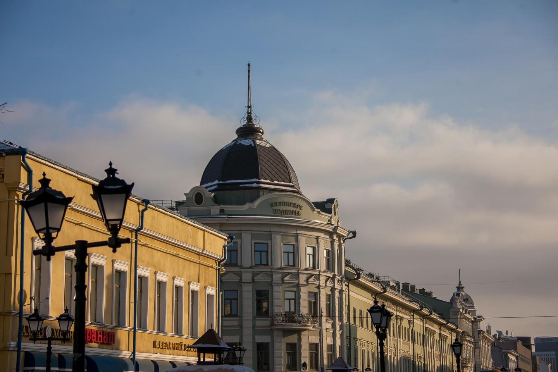 Казанское Подворье — ParkSeason