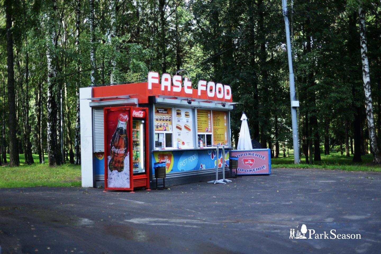 Киоск Fast Food, Парк Дружбы, Москва — ParkSeason