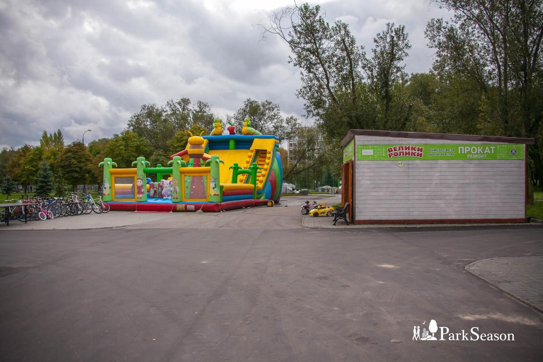 Прокат спортинвентаря — ParkSeason