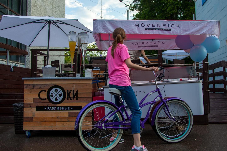 Мороженое Movenpick, ВДНХ, Москва — ParkSeason