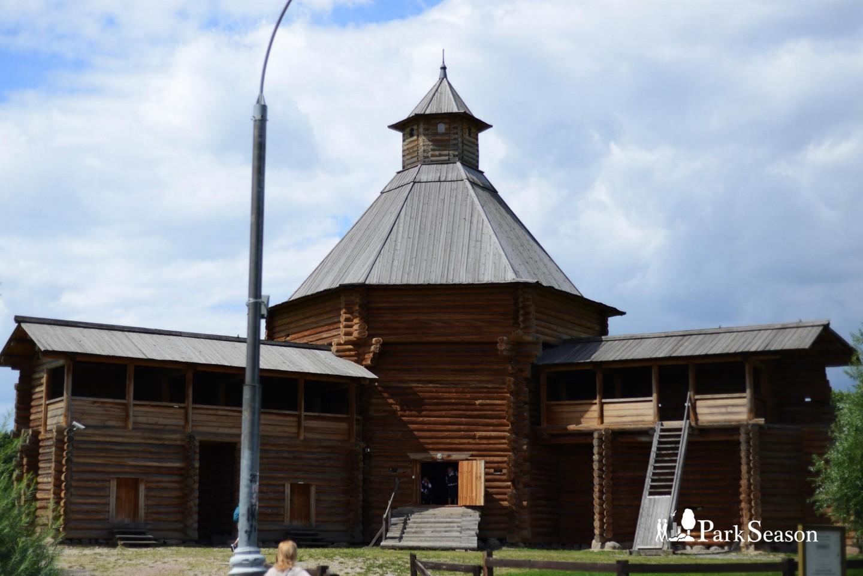 Моховая башня Сумского острога, Усадьба «Коломенское», Москва — ParkSeason