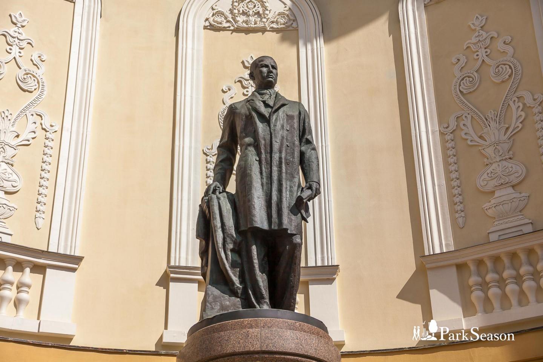 Памятник Г. Тукаю — ParkSeason