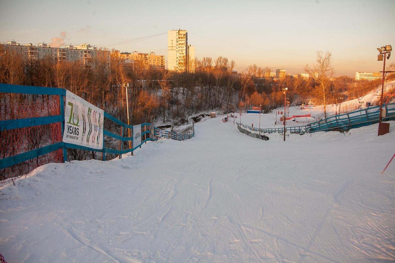 Склон «Северный» (временно закрыт) — ParkSeason