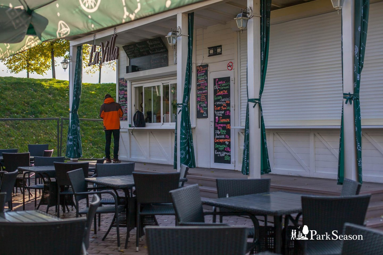 Кафе La Villa (лето) — ParkSeason
