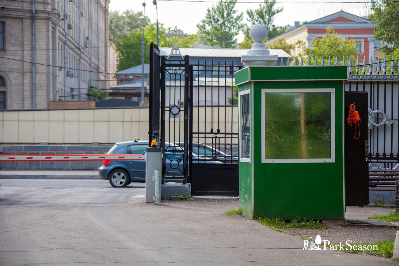 Пост охраны, Усадьба «Лефортово», Москва — ParkSeason