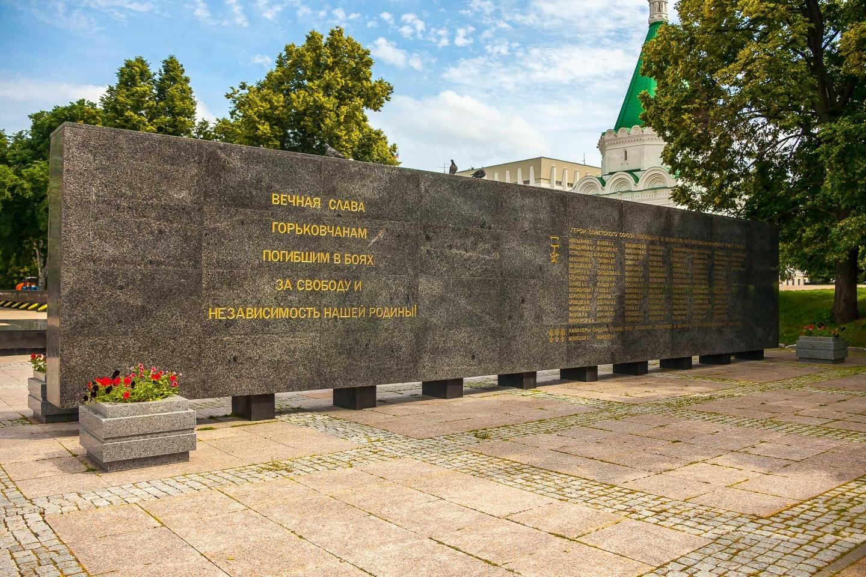 Мемориальный комплекс — ParkSeason