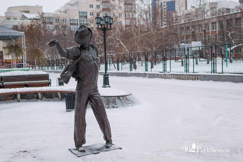 Скульптура Майкла Джексона — ParkSeason