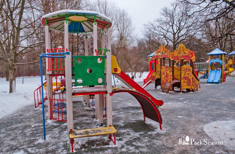 Детская площадка, Усадьба «Воронцово», Москва — ParkSeason