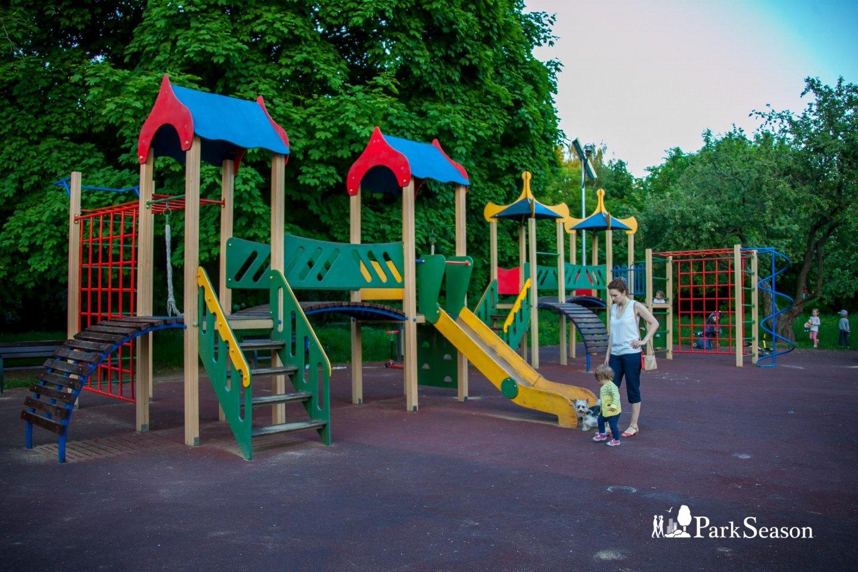 Детские площадки, Парк «Северное Тушино», Москва — ParkSeason