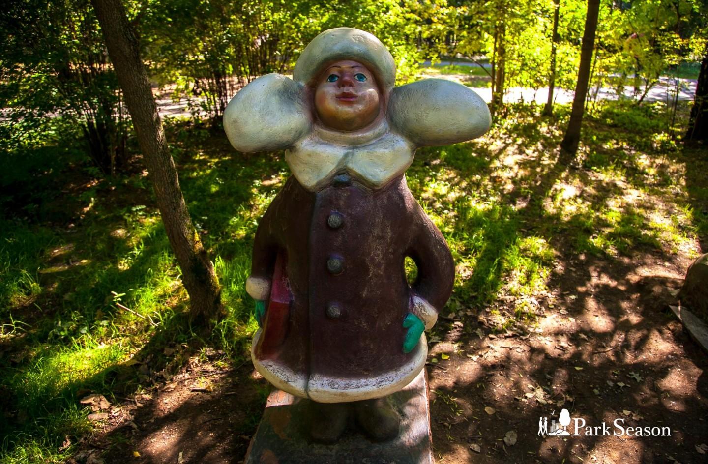 Уголок сказок Л.Н.Толстого, Парк имени Льва Толстого (Химки), Москва — ParkSeason