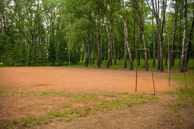 Площадка для мини-футбола — ParkSeason