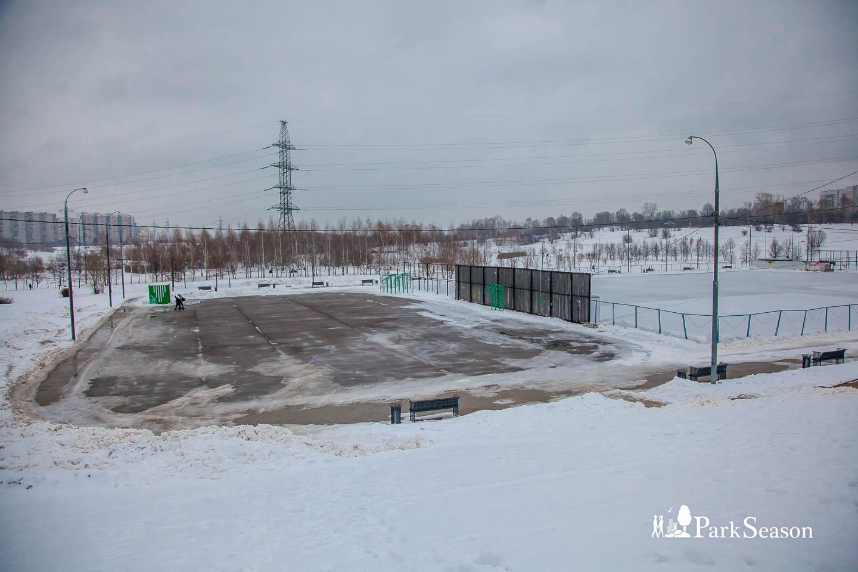 Площадка для катания на роликах — ParkSeason
