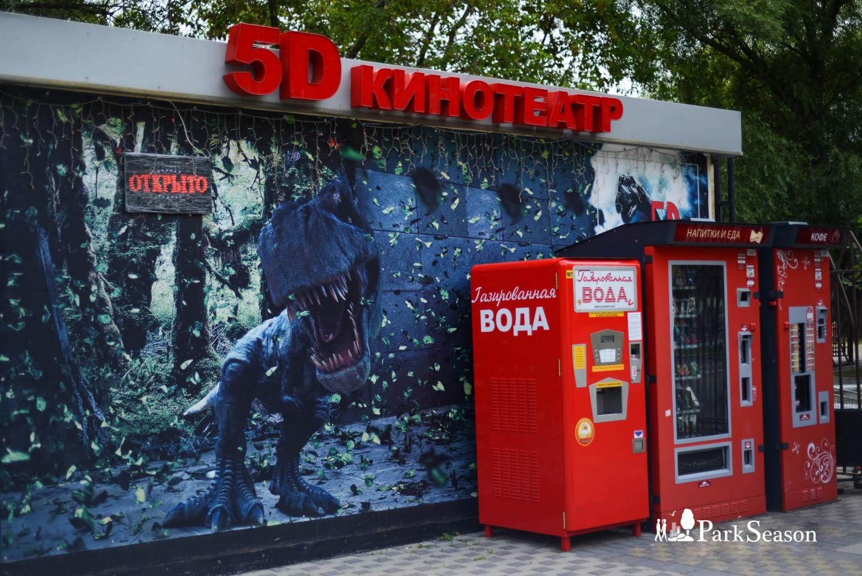 Автомат «Газированная вода», Усадьба «Воронцово», Москва — ParkSeason