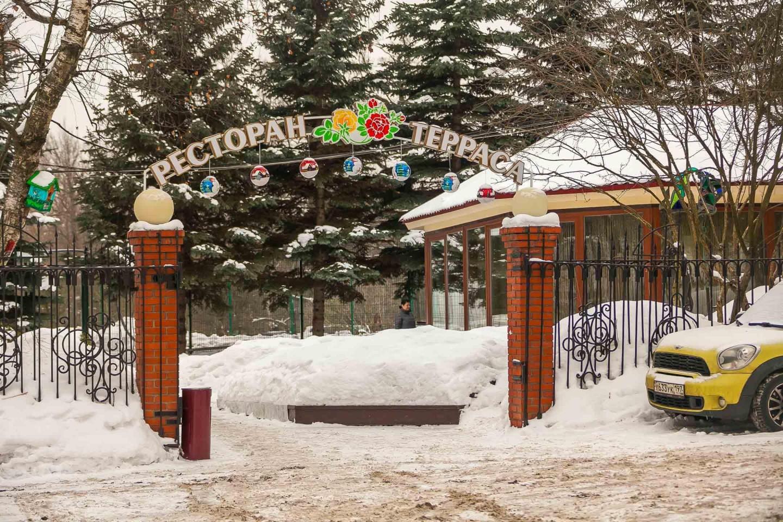 Ресторан «Терраса», Лианозовский парк, Москва — ParkSeason