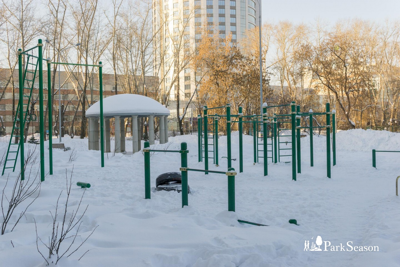 Площадка WorkOut — ParkSeason