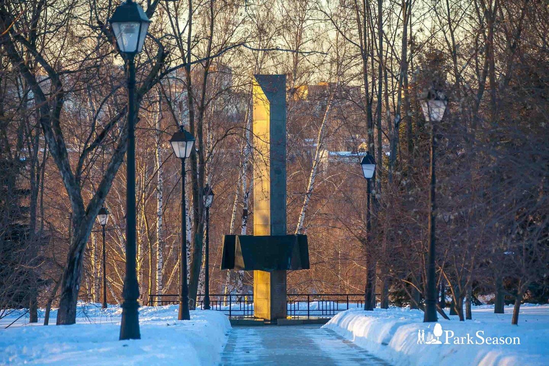 Памятник «Вся власть советам» , Музей-заповедник «Царицыно», Москва — ParkSeason