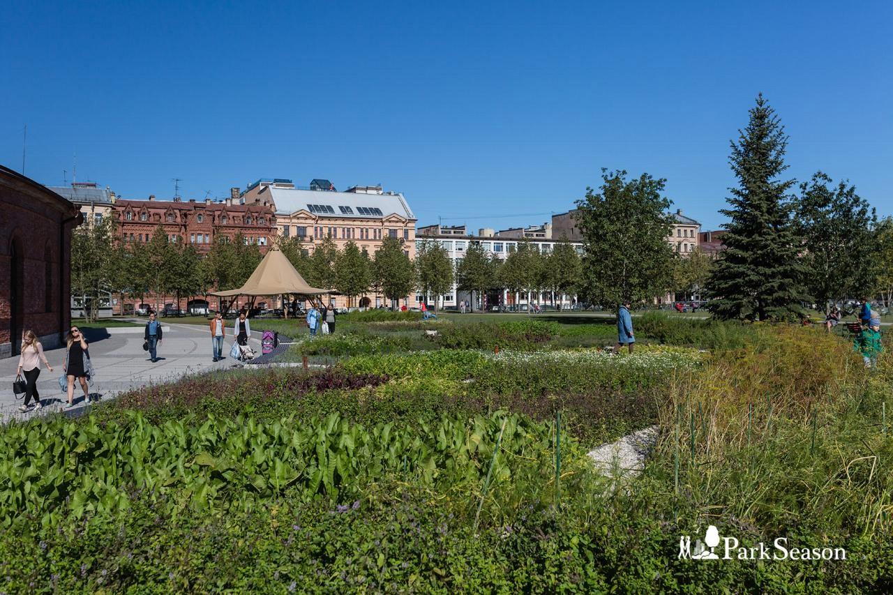 Травяной сад — ParkSeason