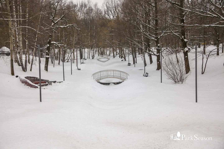 Нижний Лианозовский пруд, Лианозовский парк, Москва — ParkSeason