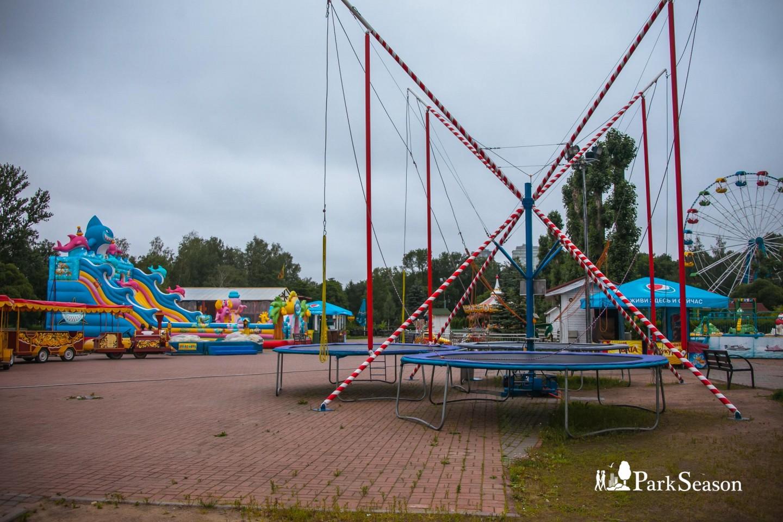 Аттракционы «Гагарин парк» — ParkSeason
