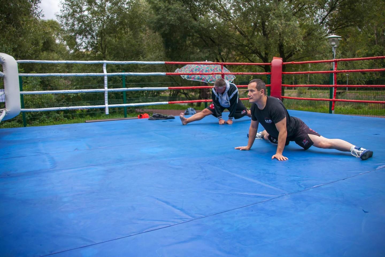 Боксерский ринг — ParkSeason