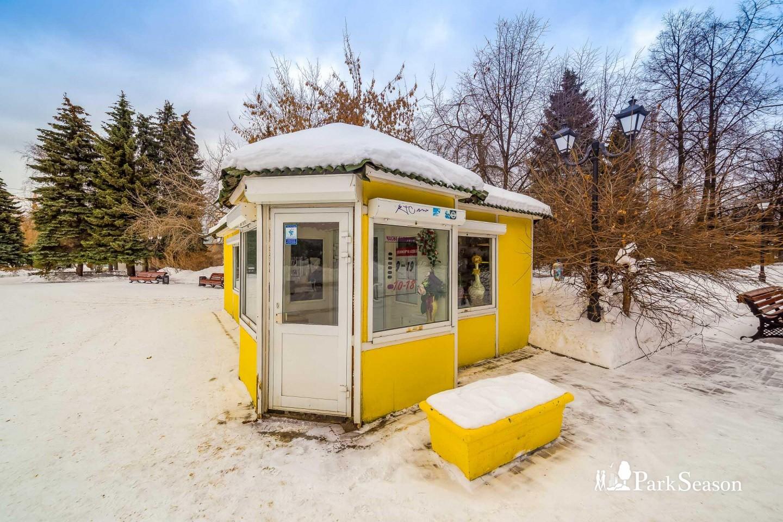 Цветочный павильон — ParkSeason