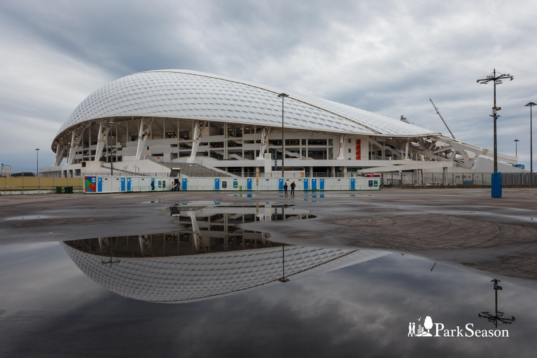 Олимпийский стадион «Фишт» — ParkSeason