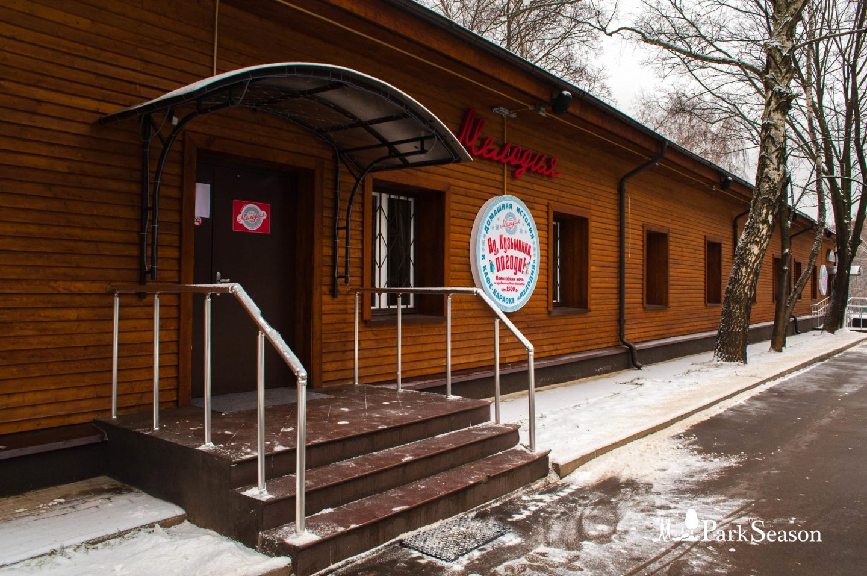 Караоке «Беседка», Парк «Кузьминки», Москва — ParkSeason