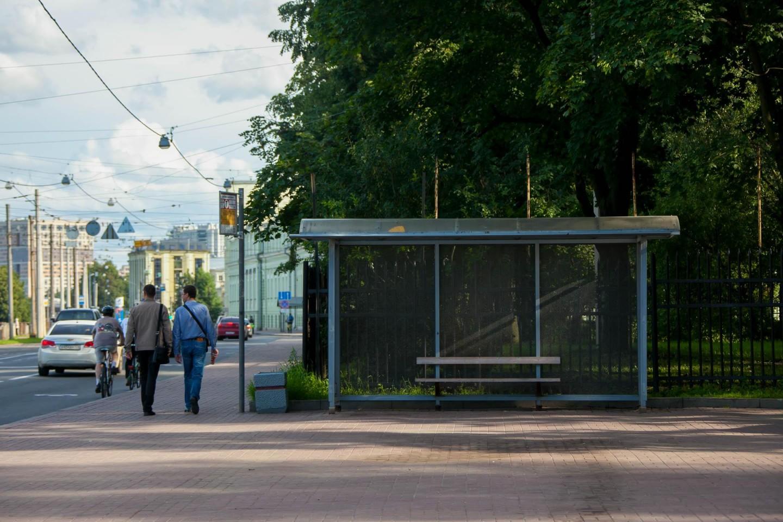 Остановка общественного транспорта «Парк им. Бабушкина» — ParkSeason