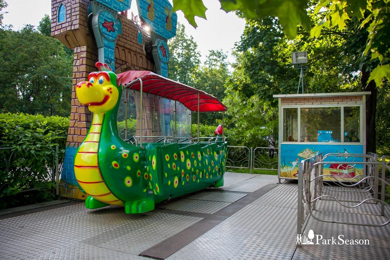 Детские аттракционы (закрыты до мая 2019) — ParkSeason