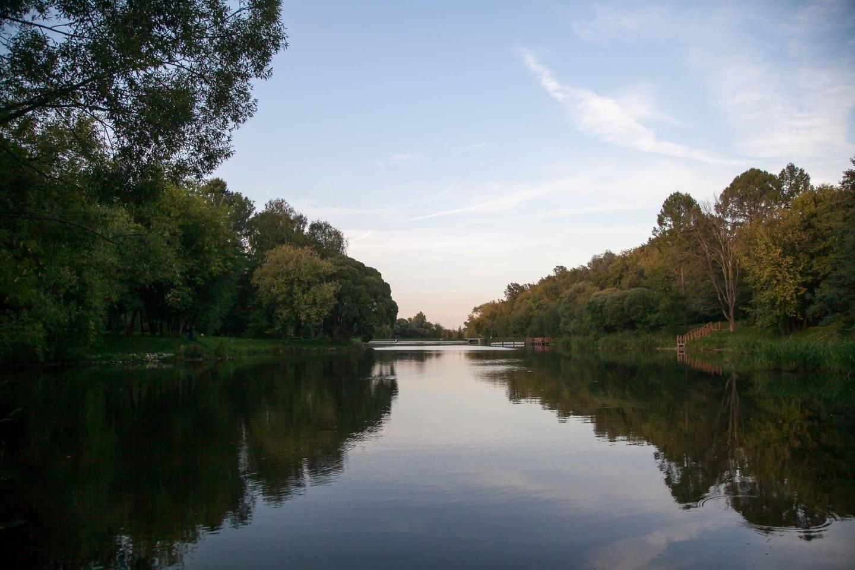 Река Каменка — ParkSeason