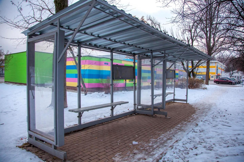 Остановка автобусов КВЦ, Парк «Сокольники», Москва — ParkSeason