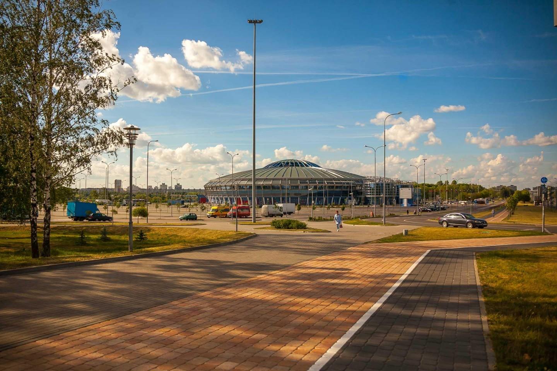 Культурно-развлекательный спортивный комплекс «Чижовка-арена» — ParkSeason