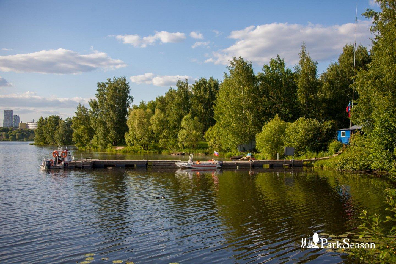 Поисково-спасательная станция, Строгинский парк, Москва — ParkSeason
