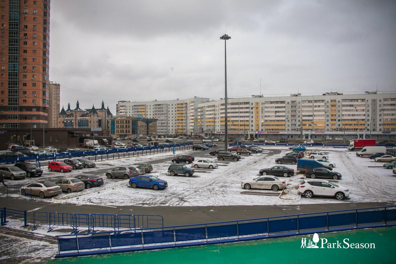 Парковка «Татнефть-Арена» — ParkSeason