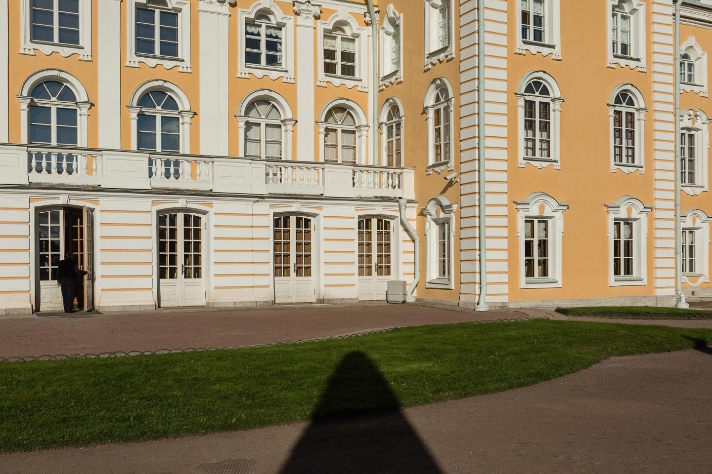 Вход в Большой Петергофский дворец для заказных групп — ParkSeason