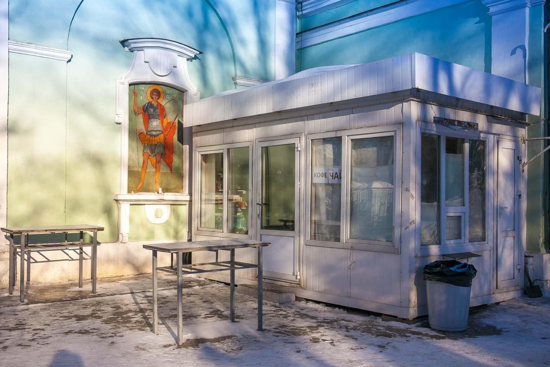 Церковная лавка, Музей-заповедник «Царицыно», Москва — ParkSeason