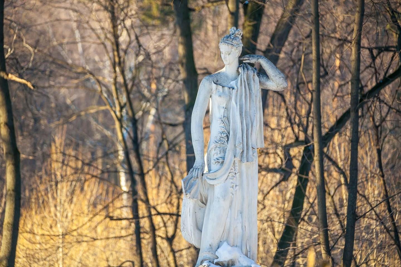Скульптура, Музей-заповедник «Царицыно», Москва — ParkSeason