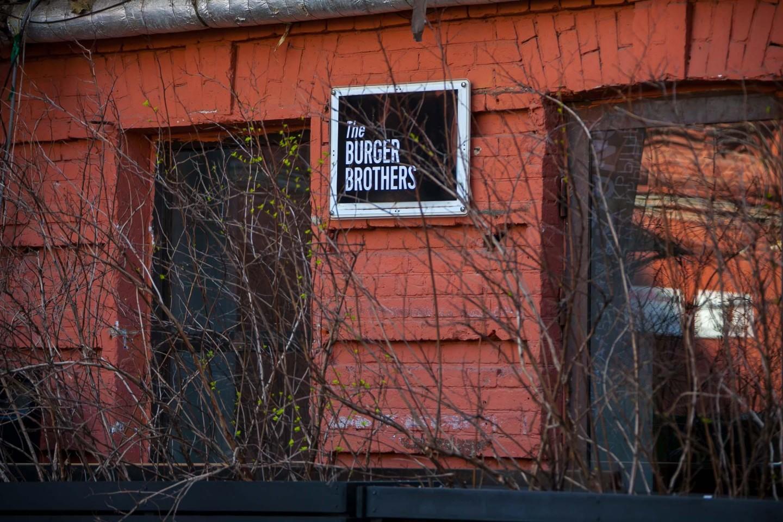 Кафе The Burger Brothers — ParkSeason