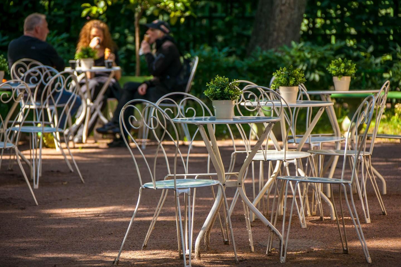 Кафе «Чайный домик» — ParkSeason