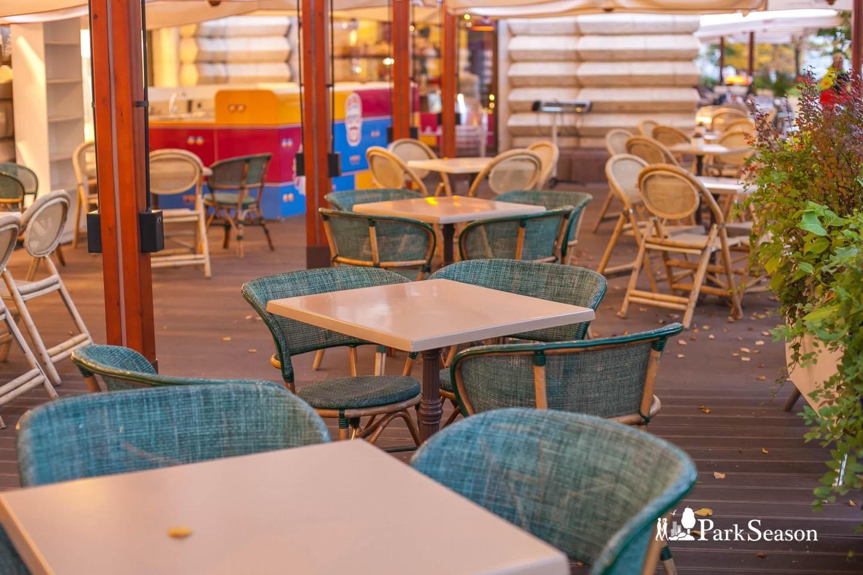 Bosco Fresh&Bar — ParkSeason