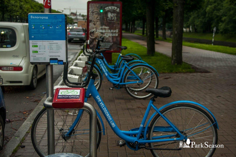 Прокат велосипедов «Велогород» — ParkSeason