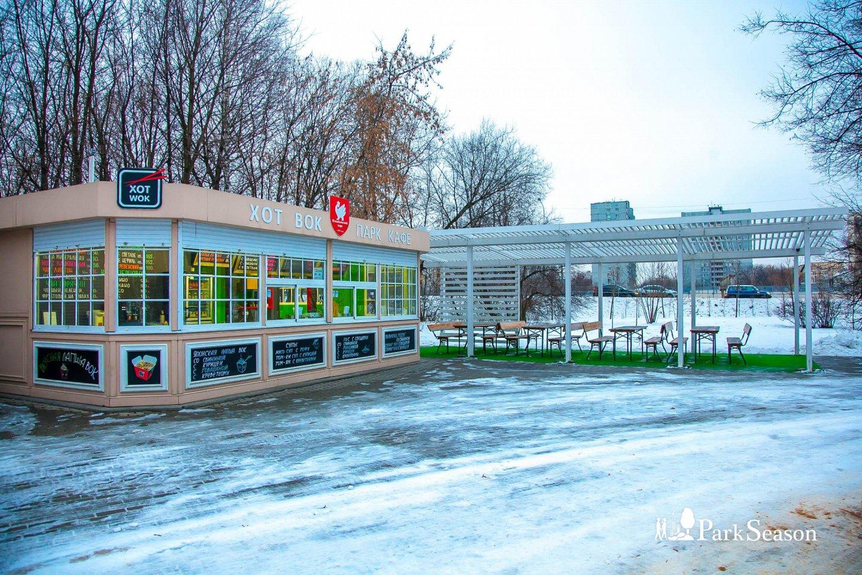 Кафе «Хот Вок», Парк «Измайловский», Москва — ParkSeason